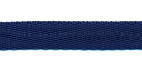 Tassenband 13 mm donker blauw (50 m)