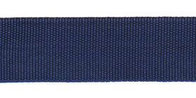Biesband ca. 22 mm donker blauw (100 m)