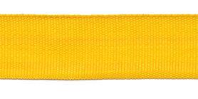 Biesband ca. 22 mm geel (100 m)