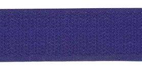 Klittenband 25 mm kobalt blauw (ca. 18 m)