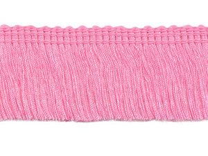 Franjeband roze ca. 30 mm (ca. 22 meter)