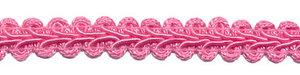Galonband roze 9 mm (ca. 16 meter)