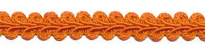 Galonband oranje 9 mm (ca. 16 meter)