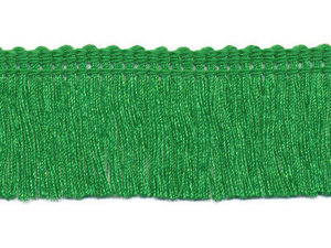 Franjeband groen ca. 30 mm (ca. 22 meter)