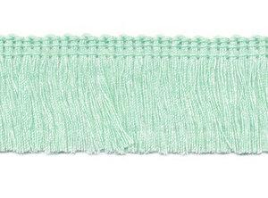 Franjeband mintgroen ca. 30 mm (ca. 22 meter)