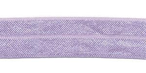Lila #035 elastisch biaisband 20 mm (ca. 25 m)