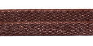 Bruin #006 elastisch biaisband 20 mm (ca. 25 m)