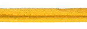 Oker geel piping-/paspelband DIK - 4 mm koord (ca. 10 meter)