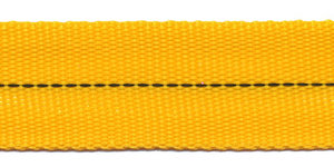TUNNELband 25 mm geel (ca. 5 m)