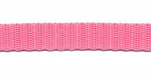 Tassenband 13 mm roze (50 m)