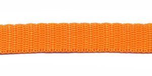 Tassenband 13 mm oranje (50 m)