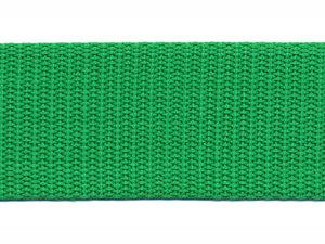 Tassenband 30 mm grasgroen (50 m)