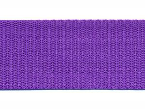 Tassenband 30 mm paars (50 m)