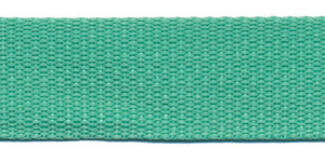 Tassenband 25 mm mintgroen (50 m)