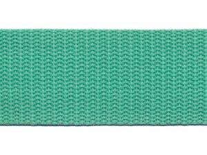 Tassenband 30 mm mintgroen (50 m)