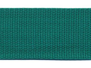 Tassenband 38 mm zeegroen (ca. 50 m)