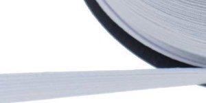 Wit elastiek ca. 6 mm (250 m)