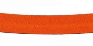 Oranje biaisband 13 mm (ca. 10 meter)