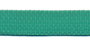 Tassenband 20 mm mintgroen (50 m)