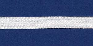 Veterband wit KATOEN 10 mm (ca. 100 m)