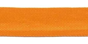 Biesband ca. 22 mm oranje (50 m)