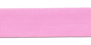 Biesband ca. 22 mm roze (100 m)