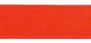Klittenband 25 mm meloen (ca. 18 m)