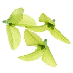 Groene blaadjes ca. 5 cm (ca. 100 stuks)