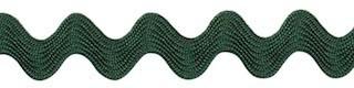 Flessengroen zig-zag band 7 mm (ca. 32 meter)