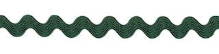 Flessengroen zig-zag band 4 mm (ca. 32 meter)