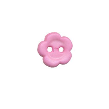 Bloemknoop roze 10 mm (ca. 100 stuks)