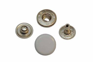 Drukker wit 12 mm, type VT5 (ca. 25 stuks)