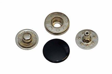 Drukker zwart 12 mm, type VT5 (ca. 25 stuks)
