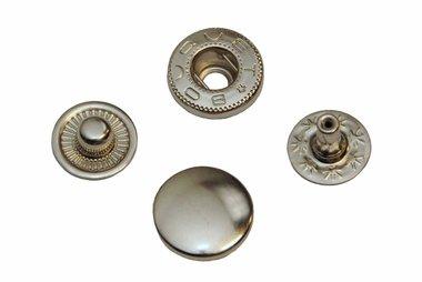 Drukker nikkel 12 mm, type VT5 (ca. 25 stuks)
