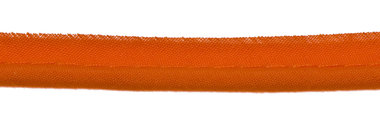 Oranje piping-/paspelband DIK - 4 mm koord (ca. 10 meter)