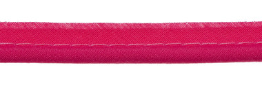 Fuchsia piping-/paspelband DIK - 4 mm koord (ca. 10 meter)