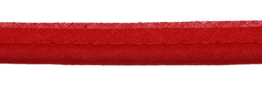Rood piping-/paspelband DIK - 4 mm koord (ca. 10 meter)