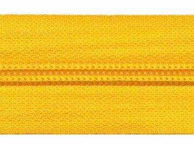 Nylon rits geel #506 maat 5 (ca. 5 m)