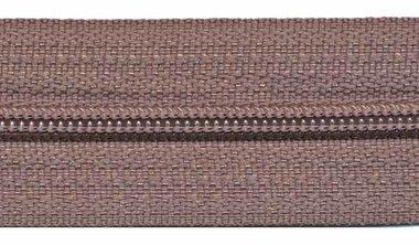 Nylon rits donkergrijs #578 maat 3 (ca. 5 m)