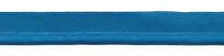 Donker petrol piping-/paspelband STANDAARD - 2 mm koord (ca. 10 meter)