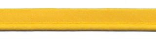 Oker geel piping-/paspelband STANDAARD - 2 mm koord (ca. 10 meter)