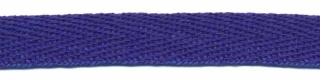 Kobalt blauw keperband 10 mm (ca. 25 m)