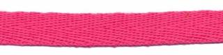 Fuchsia keperband 10 mm (ca. 25 m)