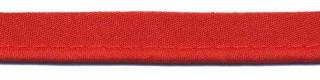 Rood piping-/paspelband STANDAARD - 2 mm koord (ca. 10 meter)