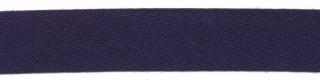 Donker blauw biaisband 13 mm (ca. 10 meter)
