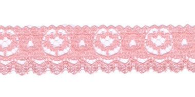 Kant oud roze 17 mm (ca. 32 m)