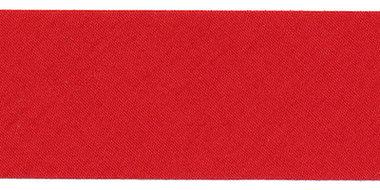 Rood #7 ongevouwen biaisband 30 mm (ca. 10 meter)