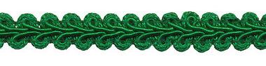 Galonband groen 9 mm (ca. 16 meter)