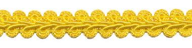 Galonband geel 9 mm (ca. 16 meter)