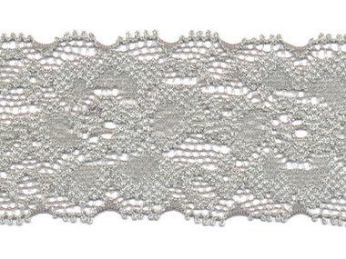 Elastisch kant grijs ca. 35 mm (ca. 10 m)